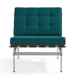 Artifort F416 Compact, lichtgewicht fauteuil met minimalistische frame