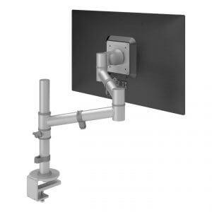 viewgo Dataflex Viewgo monitorarm werkplek bureau ergonomisch staal