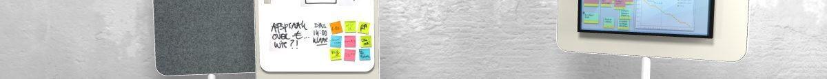 Cowerk-Panl-header001-1200x500-c-center-accessoires whiteboard scherm stalen frame wit kantoor krukje bijzettafeltje vergaderen