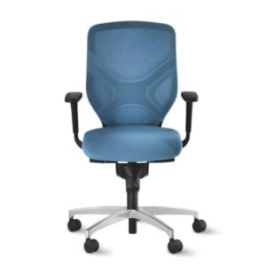 Wilkhahn IN bureaustoel lichtblauw