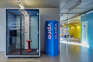 VPRO concentratie- en vergaderunits