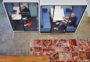 VPRO concentratie- en stilteunits