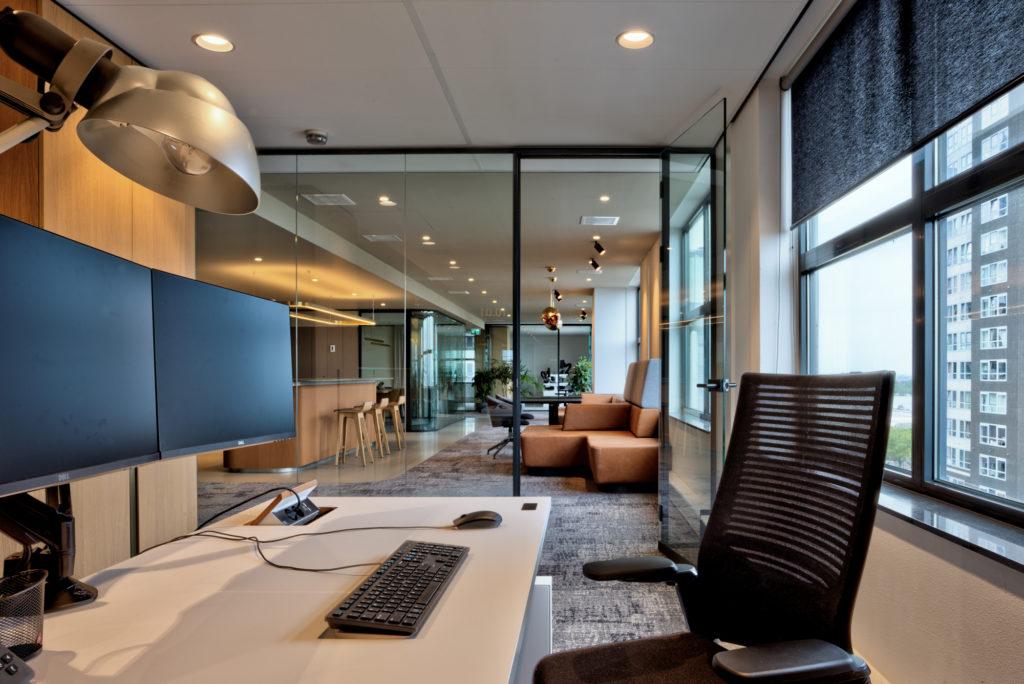 werkmeubilair advocatenkantoor Rotterdam
