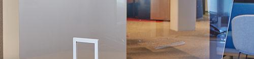 transparant scherm Design Djunky COVID-19