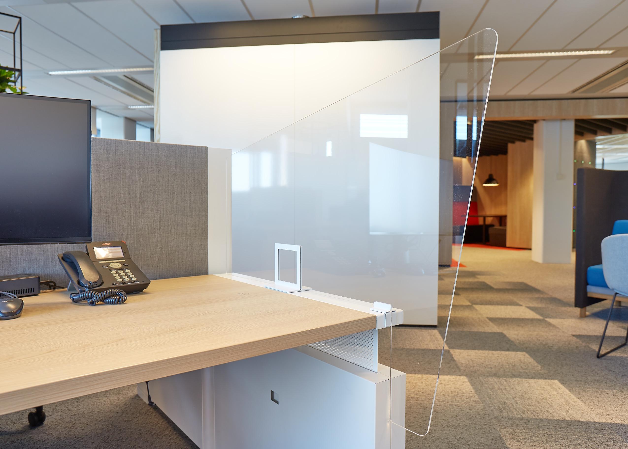 Design Djunky transparante schermen Rock