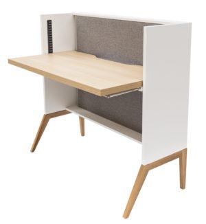 Mikomax Nest zit sta bureau