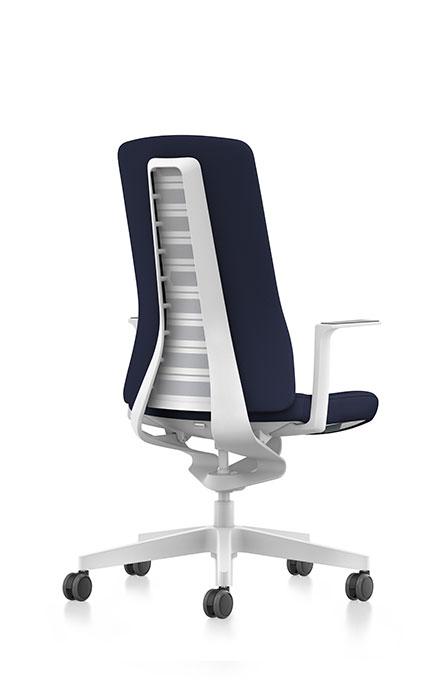 PUREis 3 Interstuhl bureaustoel dynamisch zitten smart spring technologie