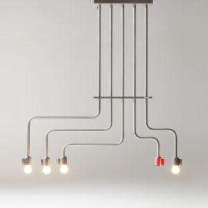 Refinery Lande industriële lamp