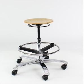 Taboeretten Opti werkstoeleen Score met wielen