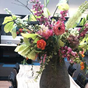 bloemen Zijde Goed zomer