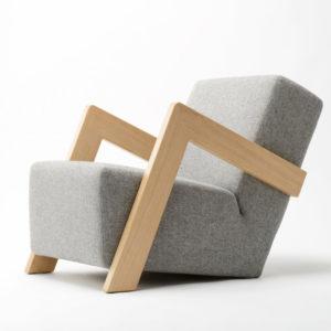 De Vorm Daddy's Chair robuust fauteuil icoon