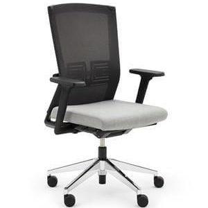 Haworth Dynaflex unieke bureaustoel netweave gesynchroniseerde beweging ergonomisch